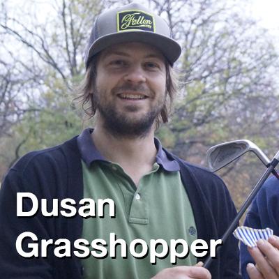 Dusan Grasshopper